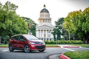 Chevrolet Bolt Capitol Building