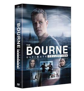 Bourne action dvd
