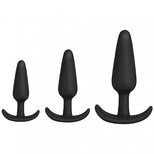 best male sex toys - butt plugs