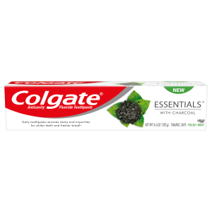 charcoal toothpaste colgate