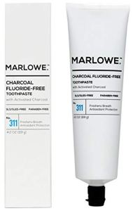 charcoal toothpaste marlowe