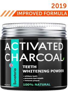 charcoal toothpaste sunatoria