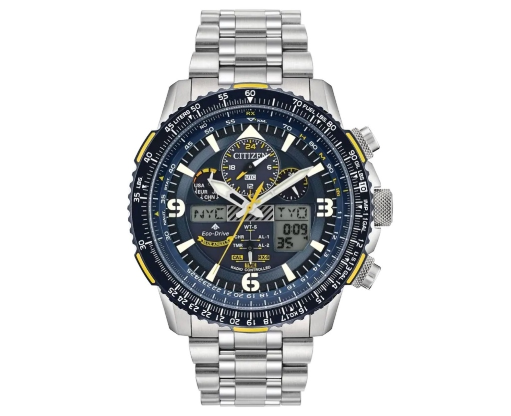 Citizen Promaster Skyhawk Watch JY8078-52L - Best military and tactical watches for men