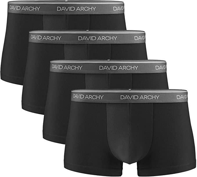best men's underwear - david archy trunks