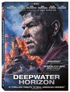 Deepwater Horizon Action DVD