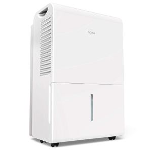 homelabs dehumidifier on a white background