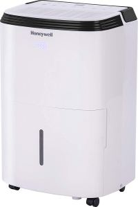 honeywell dehumidifier on a white background