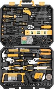 DEKOPRO 168 Piece Mixed Tool Set