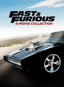 fast and furious action dvd