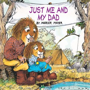 the book just me and my dad by mercer mayer