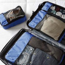 airline baggage fees got you down? Fit more in your bag with packing cubes