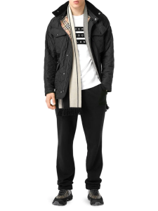 mens field jackets burberry