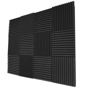 Foamily wedge foam panels