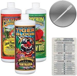 best fertilizer fox farm liquid nutrient