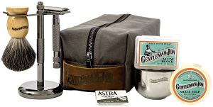 Gentleman Jon Wet Shave Kit