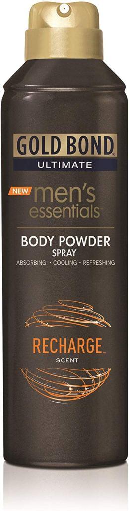 Gold Bond Men's Essentials Body Powder Spray