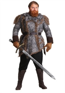 game of thrones halloween costumes wild warrior