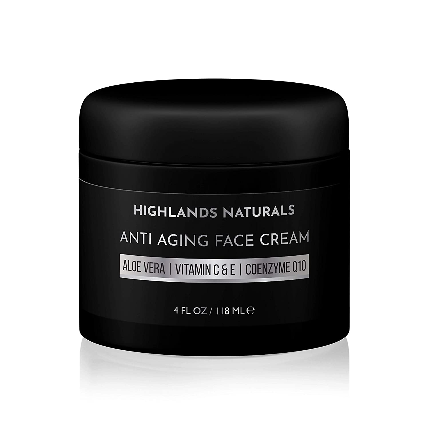 highlands naturals anti-aging face cream for men anti wrinkle face moisturizer, best skin care products for men