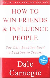 best self help books how to win friends influence people