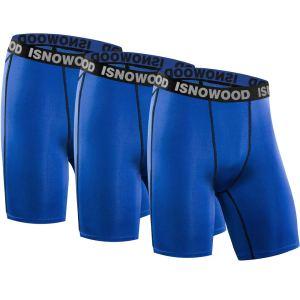 Isnowood compression short