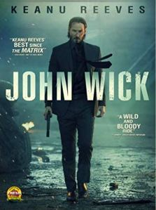 john wick action dvd