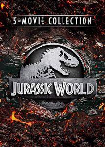 jurassic world action dvd
