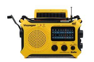 Kaito KA500 5-Way Solar Power Radio