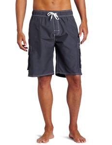Kanu Board Shorts Gray