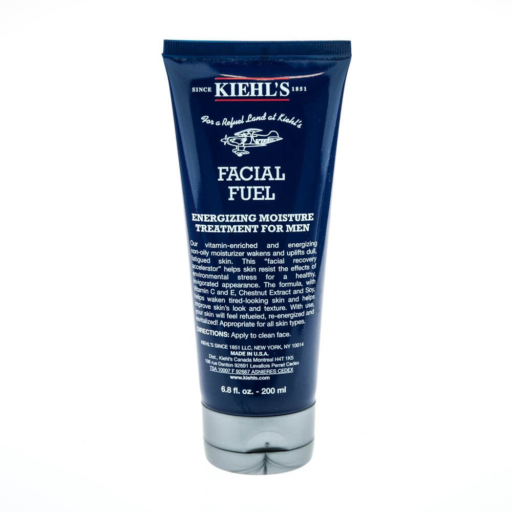 Kiehl's facial fuel energizing moisture treatment for men, best skin care products for men