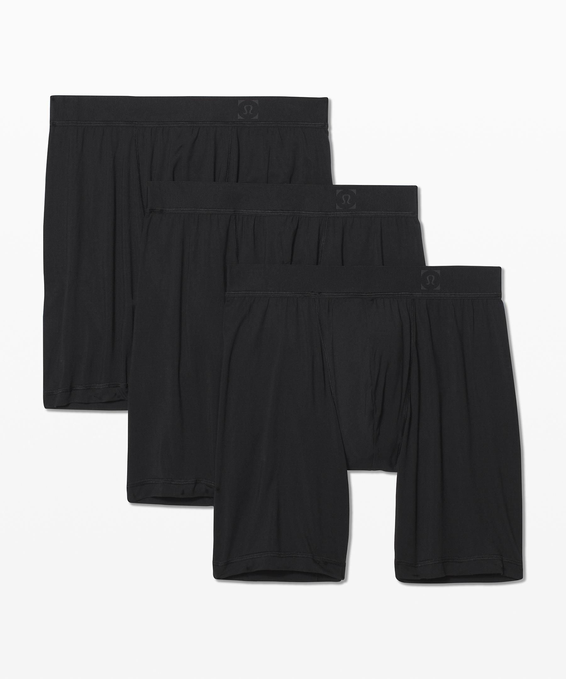 best mens underwear - lululemon athletic boxers
