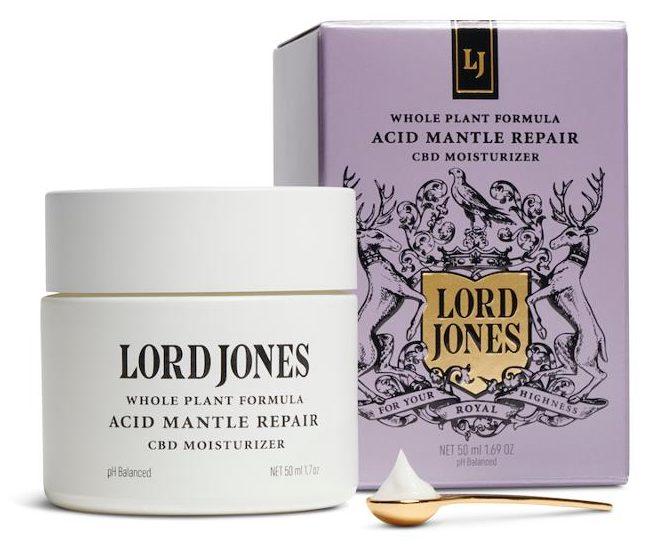 Best CBD Oils - lord jones acid mantle repair