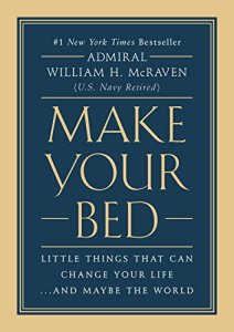 Make your bed non fiction book