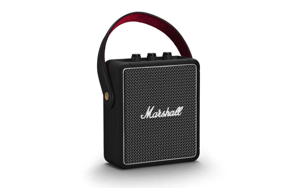 Marshall Stockwell II portable wireless speaker