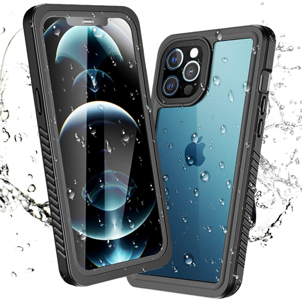 Meritcase New Designed for iPhone 12 Pro 6.1 Inch Waterproof Case