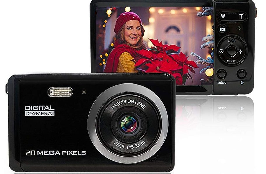 Mini affordable digital camera