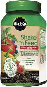 best fertilizer miracle gro continuous release