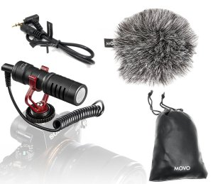 Movo Video Microphone