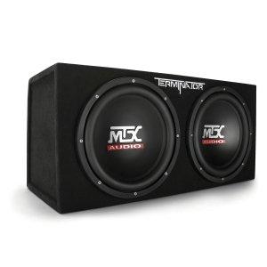 mtx audio terminator car subwoofer