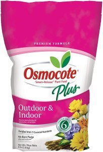 best fertilizer osmocote plus smart