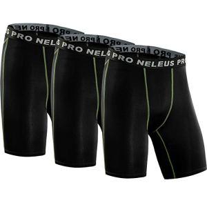Pro Neleus Compression Short