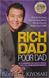 best self help books rich dad poor dad