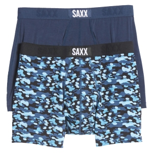 SAXX Vibe 2-Pack Boxer Briefs