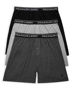 Grey Underwear Ralph Lauren Men's