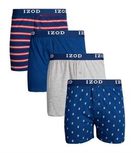 Men's Underwear Boxers Izod