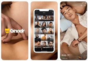 Grindr Hookup App Screenshots