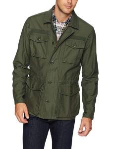 Green Field Jacket Men's