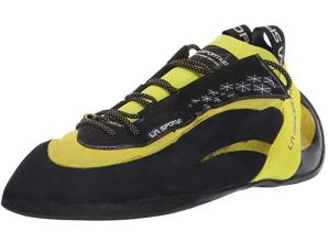 Yellow Climbing Shoes La Sportiva