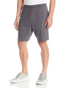 Grey Sweat Shorts Hanes
