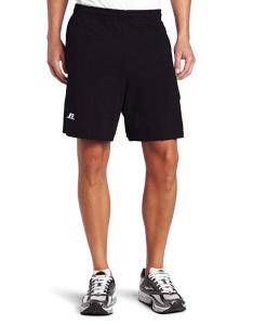 Black Sweat Shorts Running