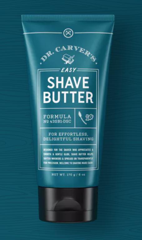 Dr. Carver's Shave Butter